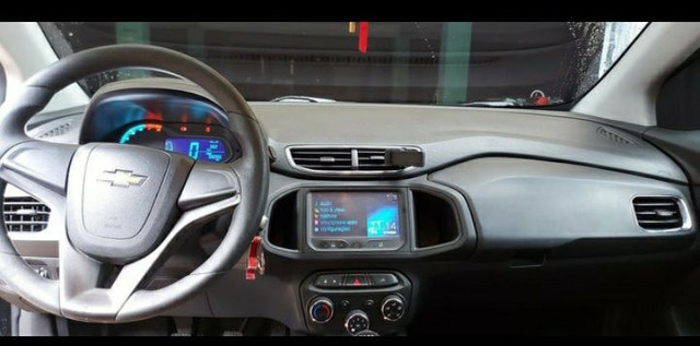 Chevrolet Onix Hatch Luz 1.4 8V Flexpower 5p Mec - Foto 6