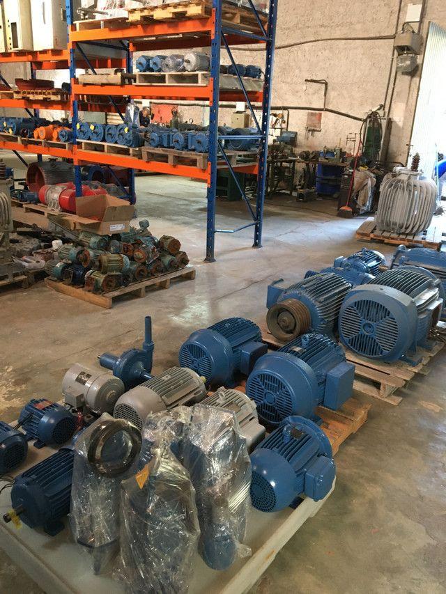 Motores elétricos/rebobinagem - Foto 2