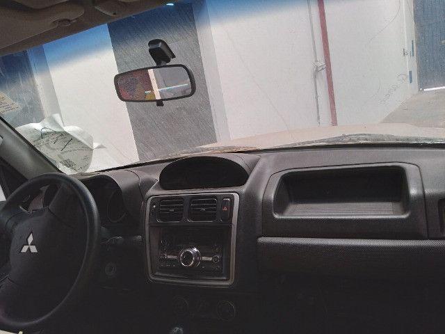 Sucata Pajero TR4 FL 2WD HP- 2012/2013 - Foto 8