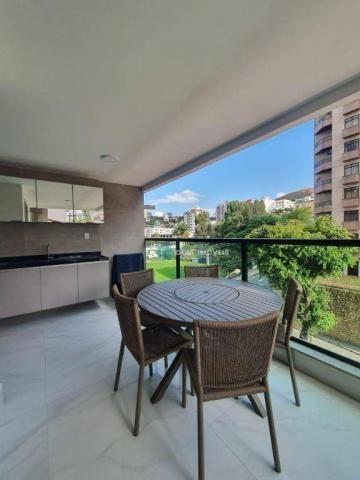 Apartamento com 3 dormitórios à venda, 106 m² por R$ 699.900 - Centro - Juiz de Fora/MG - Foto 9