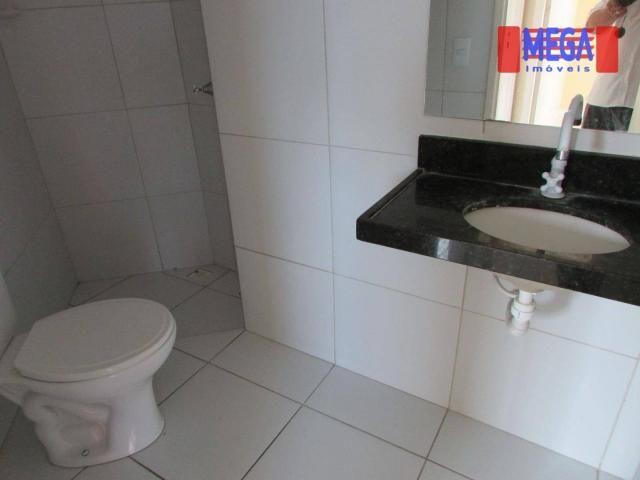 Apartamento com 2 quartos para alugar, próximo à Av. Jovita Feitosa - Foto 9
