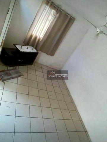 Casa popular com 2 dormitórios à venda, 92 m² por R$ 250.000 - Macuco - Santos/SP - Foto 9