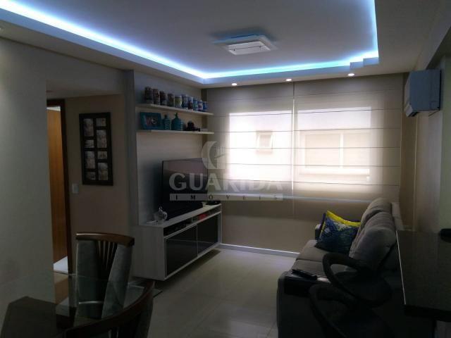 Apartamento à venda com 2 dormitórios em Nonoai, Porto alegre cod:202482