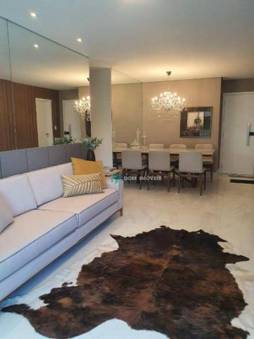Apartamento com 3 dormitórios à venda, 106 m² por R$ 699.900 - Centro - Juiz de Fora/MG - Foto 4