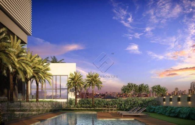 Apartamento com 3 dormitórios à venda, 105 m² por R$ 630.000,00 - Bravie - Cuiabá/MT - Foto 15