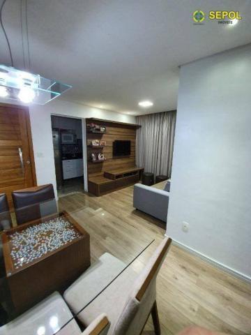 Apartamento com 3 dormitórios à venda por R$ 360.000,00 - Vila Carrão - São Paulo/SP