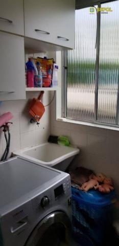 Apartamento com 3 dormitórios à venda por R$ 360.000,00 - Vila Carrão - São Paulo/SP - Foto 17