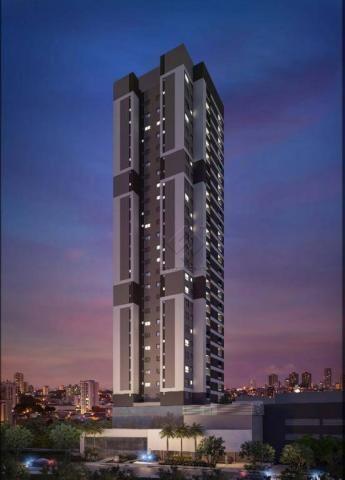 Apartamento com 3 dormitórios à venda, 105 m² por R$ 630.000,00 - Bravie - Cuiabá/MT - Foto 3