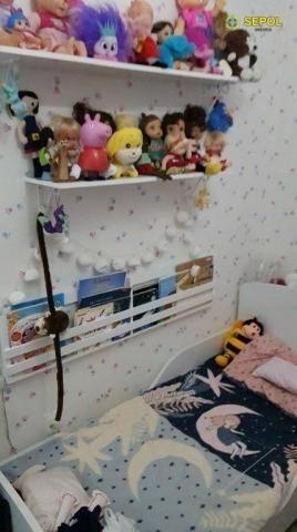 Apartamento com 3 dormitórios à venda por R$ 360.000,00 - Vila Carrão - São Paulo/SP - Foto 4