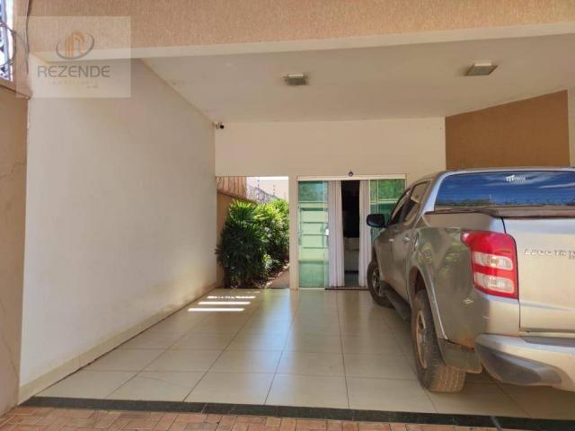 Casa com 3 dormitórios à venda, 192 m² por R$ 650.000,00 - Plano Diretor Norte - Palmas/TO - Foto 13