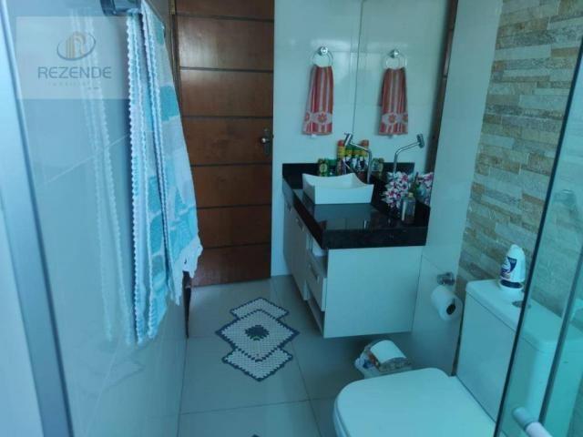 Casa com 3 dormitórios à venda, 192 m² por R$ 650.000,00 - Plano Diretor Norte - Palmas/TO - Foto 7
