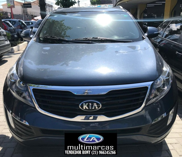 Kia Motors Sportage EX 2.0 Aut. 2014. Entrada a partir de 13.500,00 + 48x de 1.129,99 - Foto 2