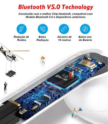 Fone de Ouvido Para Celular Bluetooth Sem Fio - Entrega Grátis na Região - Foto 4