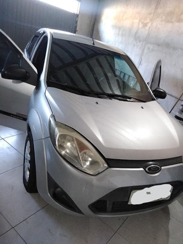 Ford Fiesta Sedan 2012 1.6 c/ GNV