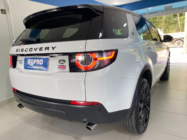 Land Rover Discovery Sport Hse Si4 2016 - Foto 10
