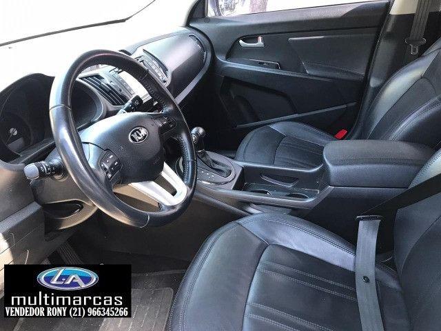 Kia Motors Sportage EX 2.0 Aut. 2014. Entrada a partir de 13.500,00 + 48x de 1.129,99 - Foto 9