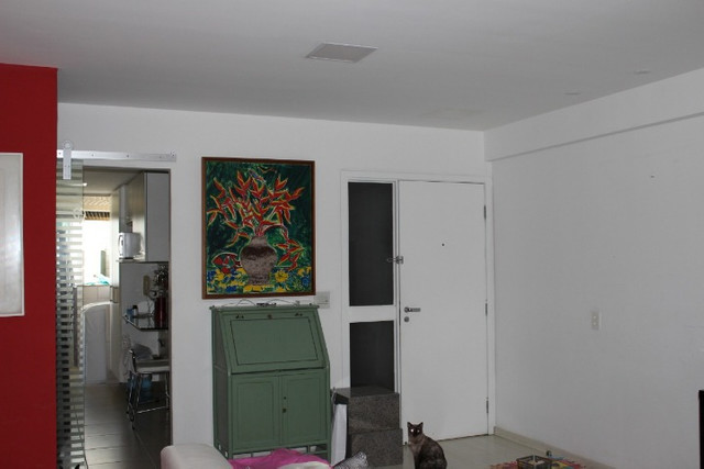 AL117 Apartamento 1 Quarto Suíte+Closet+Escritório, Depen, 3 Wc, 2 Vagas, 94m², Boa Viagem - Foto 5