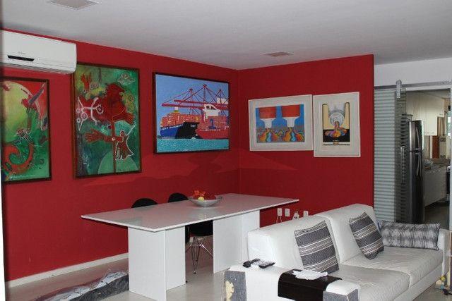 AL117 Apartamento 1 Quarto Suíte+Closet+Escritório, Depen, 3 Wc, 2 Vagas, 94m², Boa Viagem - Foto 3