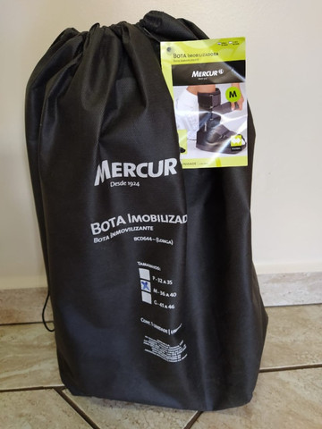 RoboFoot - Bota imobilizadora Mercur - Foto 5