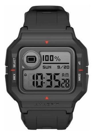 Relógio inteligente Xiaomi Amazfit Neo - Retrô - Foto 2