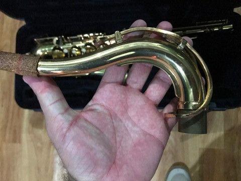 Yamaha Saxofone 275 - Conservadíssimo - Foto 2
