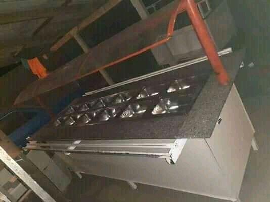 Buffet 12 cubas , forno industrial a gás , fogão industrial 6 bocas