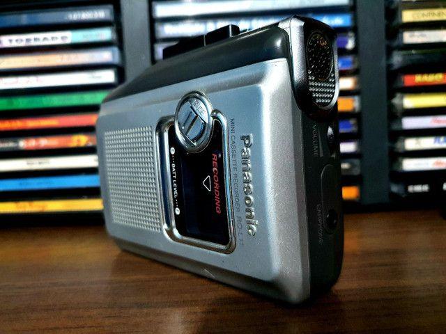 Mini Cassete Recorde Panasonic  - Foto 3