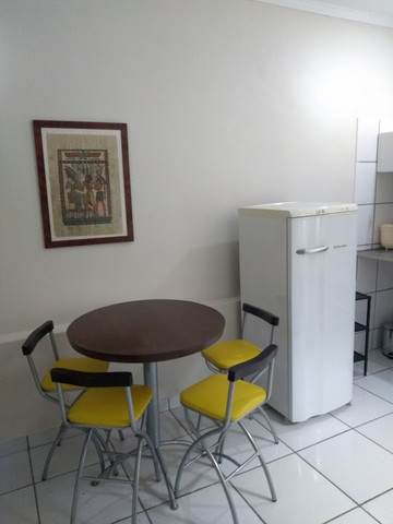 Alugo chalet tipo studio em local nobre e seguro,frente p/ BR153, próx. Iguatemi - Foto 16