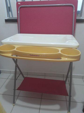 Trocador com banheira - Foto 2