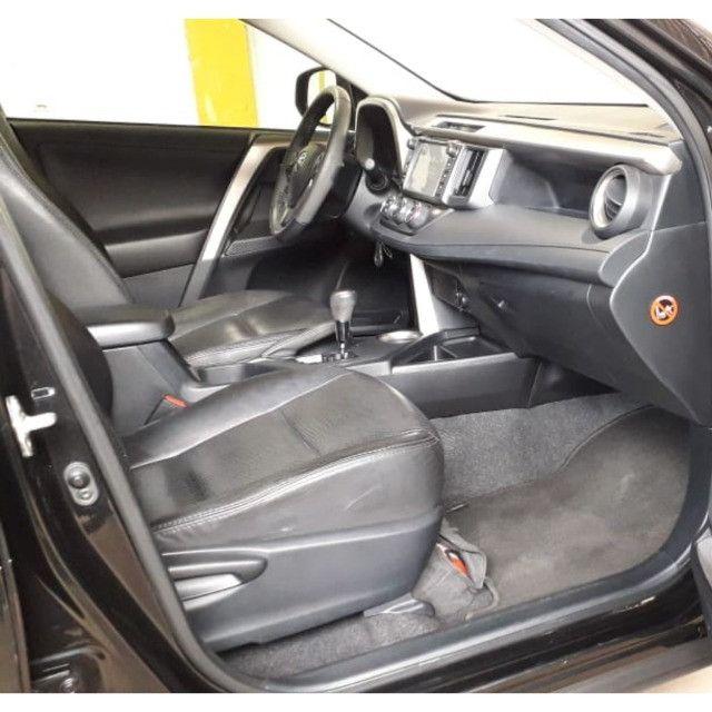 Toyota/ Rav4 2.0 4x2 automática gasolina 14/15 completa - Foto 9