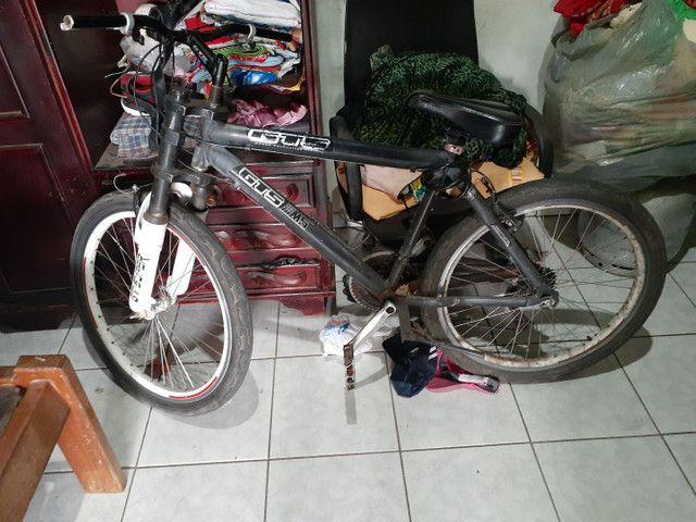 Bicicleta GTS R$ 450