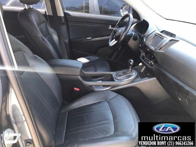 Kia Motors Sportage EX 2.0 Aut. 2014. Entrada a partir de 13.500,00 + 48x de 1.129,99 - Foto 11