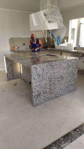 Serviços em Mármores e Granitos - Polimento - Impermeabilização - Foto 4