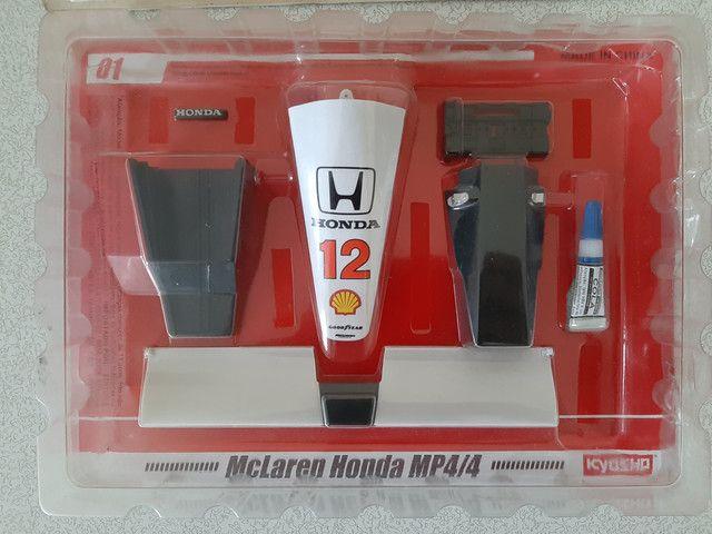 Fasciculos Mclaren Senna Mp4/4 De Agostini 01 - Foto 2