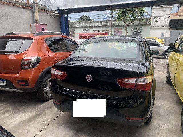 Fiat grand siena tetra 2013, ex taxi aprovação imediata, s/ comprovação de renda - Foto 3