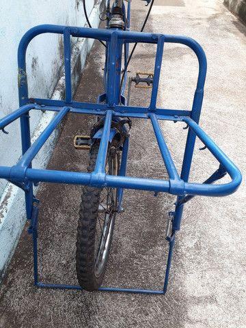 Bicicleta monark carqueira 350 reais  - Foto 3