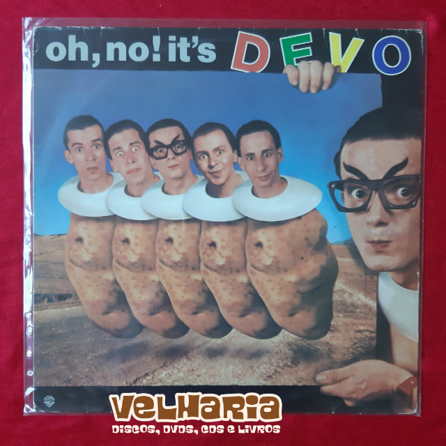 Devo Oh no! It's