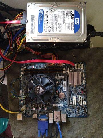Kit I5 3470 - 8GB - HD500 - Foto 3