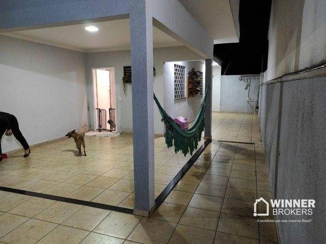 Casa com 2 dormitórios à venda, 99 m² por R$ 380.000,00 - Jardim Tupinambá - Maringá/PR - Foto 9