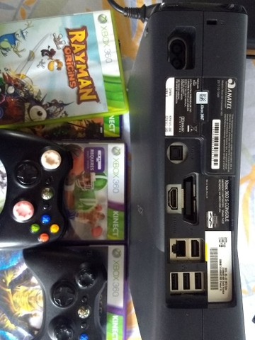 Xbox 360 completo - Foto 3