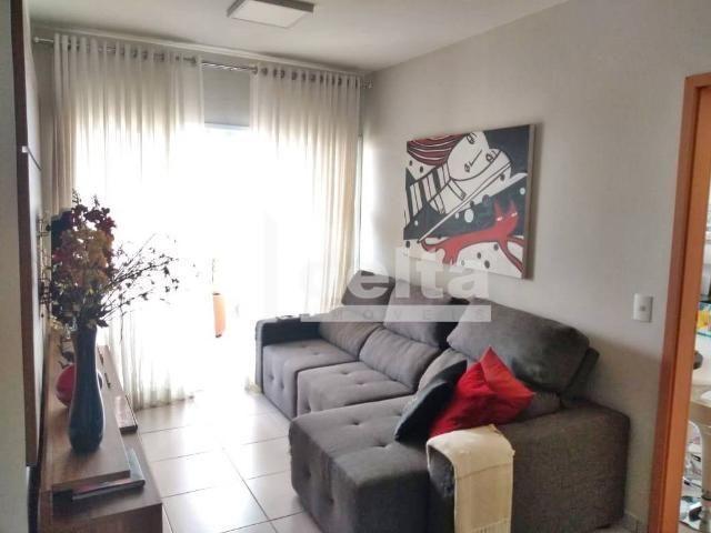 Apartamento para alugar com 3 dormitórios em Morada da colina, Uberlandia cod:643041 - Foto 2