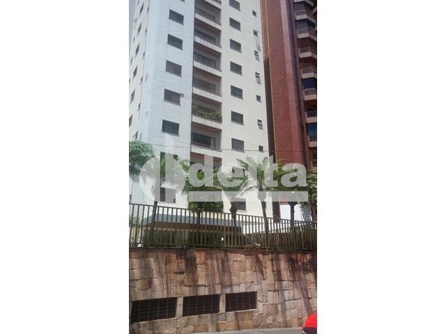 Apartamento para alugar com 1 dormitórios em Centro, Uberlandia cod:298158