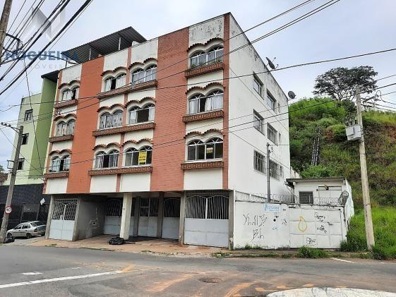 Apartamento para alugar com 3 dormitórios em Bom pastor, Juiz de fora cod:3049