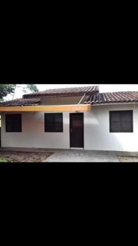 Casa com 4 dormitórios à venda, 100 m² por R$ 260.000,00 - Brasília - Itapoá/SC