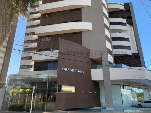 Apartamento mobiliado - Grand Tower