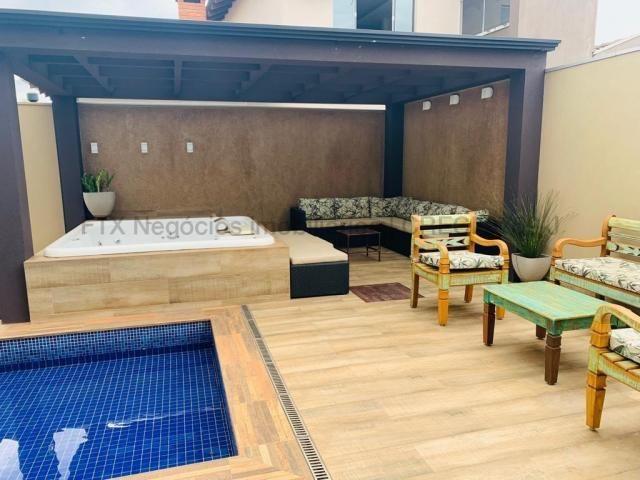 Sobrado à venda, 1 quarto, 3 suítes, Residencial Damha II - Campo Grande/MS - Foto 14