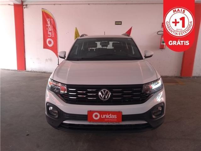 Volkswagen T-cross 2020 1.0 200 tsi total flex comfortline automático - Foto 9