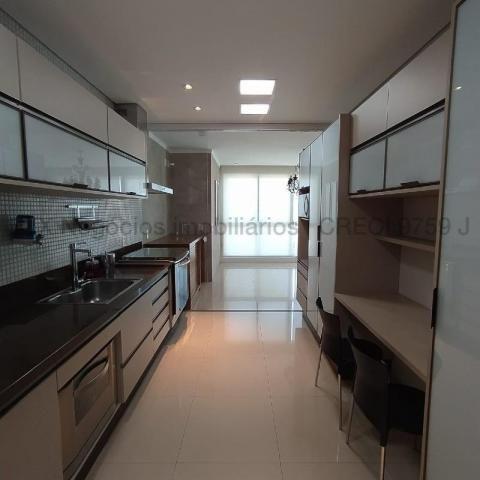 Apartamento à venda, 3 suítes, 5 vagas, Santa Fé - Campo Grande/MS - Foto 12