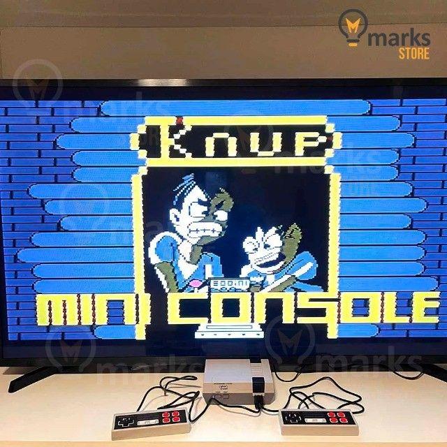 Vídeo Game Portátil Clássico 8 Bits 800 Jogos na Memória e 2 Controles Lançamento - Foto 5