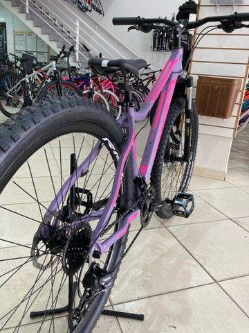 Bicicleta Elleven Luna 24v Shimano - Foto 5